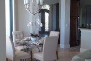 Mediterranean Style House Plan - 3 Beds 3.5 Baths 3877 Sq/Ft Plan #930-447