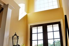 Craftsman Interior - Entry Plan #437-60