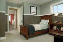 Victorian Interior - Bedroom Plan #928-53