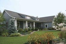 Craftsman Exterior - Front Elevation Plan #928-144