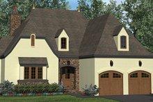 House Design - European Exterior - Front Elevation Plan #453-624