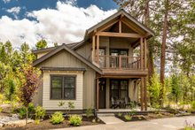 House Plan Design - Craftsman Exterior - Front Elevation Plan #895-118