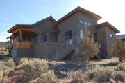 Ranch Style House Plan - 3 Beds 2.5 Baths 2696 Sq/Ft Plan #434-18
