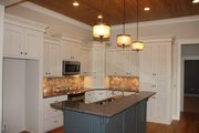 Country Style House Plan - 3 Beds 2 Baths 1900 Sq/Ft Plan #430-56 Interior - Kitchen
