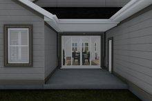House Plan Design - Craftsman Exterior - Outdoor Living Plan #1060-70