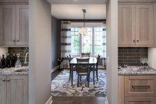 Prairie Interior - Dining Room Plan #928-279