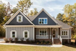 Traditional Exterior - Front Elevation Plan #927-26
