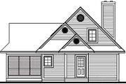 Farmhouse Style House Plan - 2 Beds 1.5 Baths 1482 Sq/Ft Plan #23-525