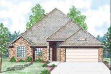 Dream House Plan - European Exterior - Front Elevation Plan #52-173