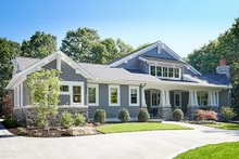 Home Plan - Craftsman Exterior - Front Elevation Plan #928-295