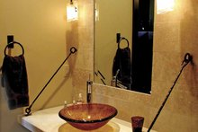 House Plan Design - Craftsman Interior - Bathroom Plan #928-15