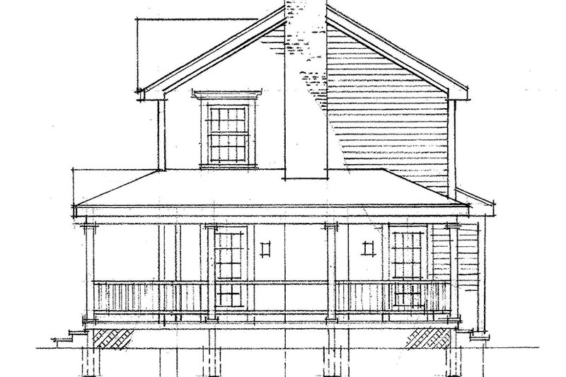 Victorian Exterior - Other Elevation Plan #1016-53 - Houseplans.com