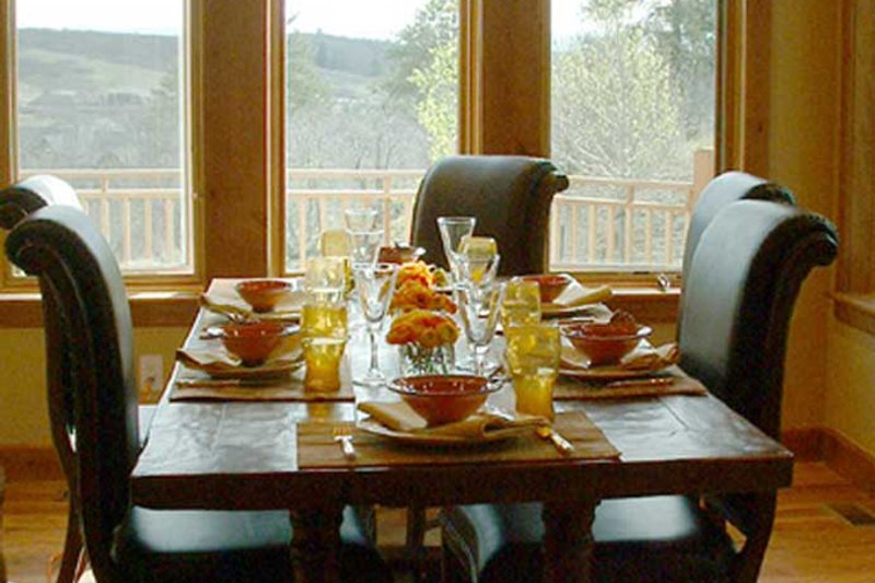 Craftsman Interior - Dining Room Plan #942-16 - Houseplans.com