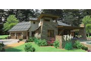Cottage Style House Plan - 3 Beds 4 Baths 3927 Sq/Ft Plan #120-244 Floor Plan - Other Floor