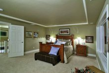 Craftsman Interior - Master Bedroom Plan #132-241