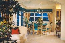 Dream House Plan - Mediterranean Interior - Dining Room Plan #930-50