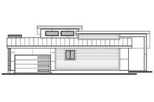 House Design - Modern Exterior - Other Elevation Plan #1073-22