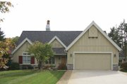 European Style House Plan - 3 Beds 2.5 Baths 2879 Sq/Ft Plan #928-156 Exterior - Front Elevation
