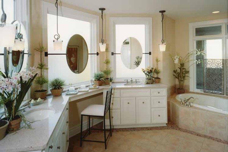 Contemporary Interior - Master Bedroom Plan #46-538 - Houseplans.com