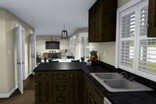 House Plan Design - Traditional Interior - Kitchen Plan #1060-4