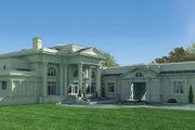 Classical Style House Plan - 5 Beds 6.5 Baths 9745 Sq/Ft Plan #119-164 Photo