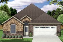 Traditional Exterior - Front Elevation Plan #84-577