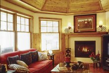 Home Plan - Country Interior - Family Room Plan #320-993