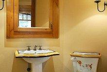 Craftsman Interior - Bathroom Plan #48-233