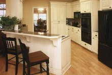 House Plan Design - Traditional Interior - Kitchen Plan #21-422
