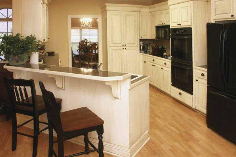 Traditional Interior - Kitchen Plan #21-422 - Houseplans.com