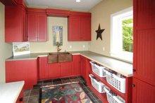 House Design - Prairie Interior - Other Plan #928-38