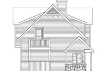 Dream House Plan - Country Exterior - Other Elevation Plan #22-605