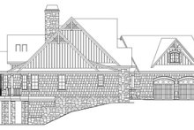 House Plan Design - Craftsman Exterior - Other Elevation Plan #929-970