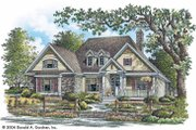 Country Style House Plan - 3 Beds 2 Baths 1830 Sq/Ft Plan #929-739 Exterior - Front Elevation