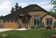 Craftsman Exterior - Front Elevation Plan #943-9