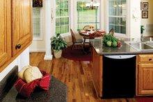 Ranch Interior - Kitchen Plan #929-244
