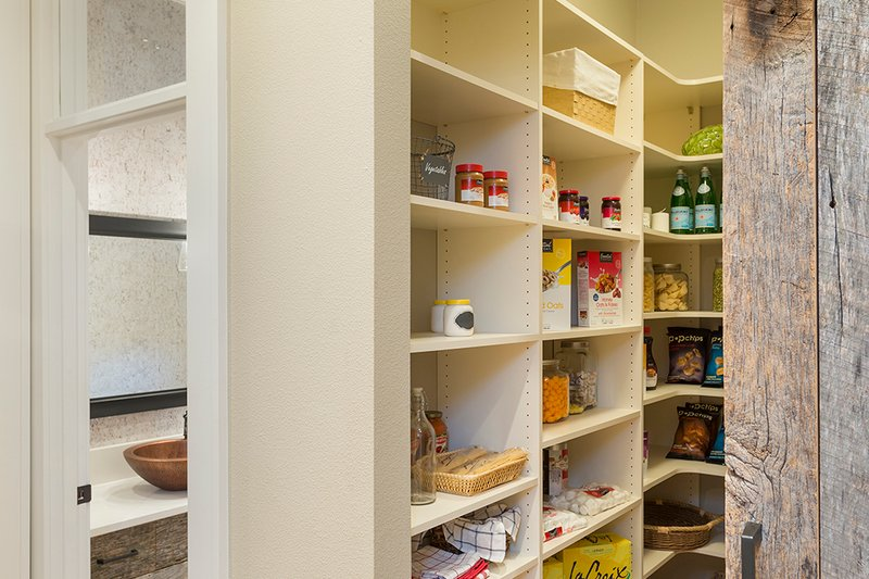 Pantry/Bath - 4900 square foot Colonial home