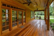 Country Style House Plan - 4 Beds 4.5 Baths 4256 Sq/Ft Plan #137-280