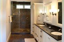 House Design - Ranch Interior - Master Bathroom Plan #70-1499
