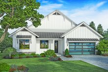 House Design - Farmhouse Exterior - Front Elevation Plan #938-106