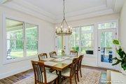 Craftsman Style House Plan - 4 Beds 3 Baths 2863 Sq/Ft Plan #929-7