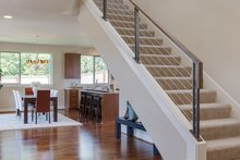 Contemporary Interior - Entry Plan #132-564