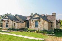 Dream House Plan - European Exterior - Other Elevation Plan #80-177