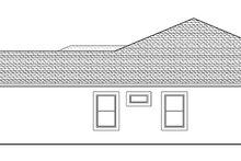 Home Plan - Mediterranean Exterior - Other Elevation Plan #1058-125