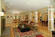 House Design - Prairie Interior - Family Room Plan #928-38
