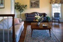 Victorian Interior - Family Room Plan #314-188
