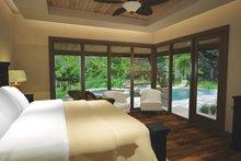 House Plan Design - Cottage Interior - Master Bedroom Plan #120-244