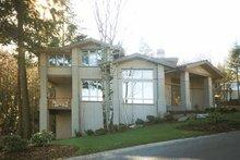 Craftsman Exterior - Front Elevation Plan #509-91