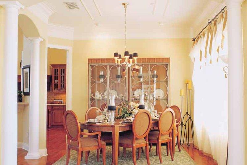 Craftsman Interior - Dining Room Plan #417-670 - Houseplans.com