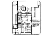 Southern Style House Plan - 3 Beds 2.5 Baths 2387 Sq/Ft Plan #310-616 Floor Plan - Other Floor